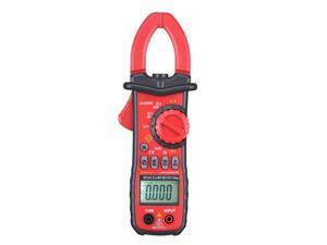 UYIGAO 600A AC Clamp Meter Digital Multimeter with Resistance, Capacitance, Temperature, Frequency, Voltage, Testing
