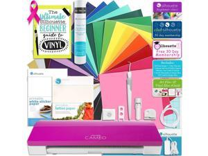 Silhouette Pink Cameo 3 Bluetooth T