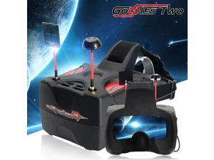 "Eachine Goggles Two 5"" 78° View 5.8GHz 40CH HD 1080p HDMI FPV Video Glasses-US STOCK"
