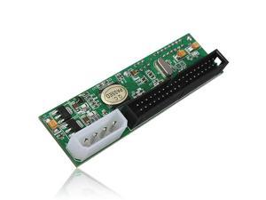 "SAWAKE 2.5""/3.5"" Hard Drive Serial SATA to ATA IDE PATA Card 40 Pin Converter Adapter"