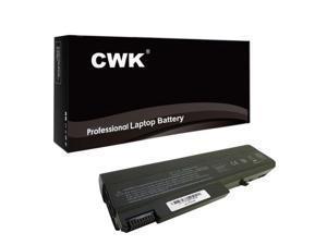 CWK® 7800mAh 9 Cell New High Capacity Battery for HP EliteBook 8440P 8440W ProBook 6450B 6455B 6540B 6545B 6550B 6555B 6930p 8440p 8440w 458640-542 6440b KU531AA TD06 TD06055 HP Compaq 6535b