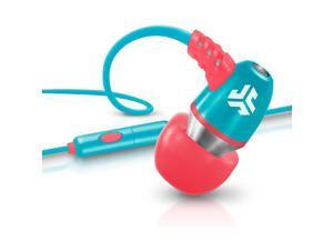 JLAB NEON-CORLTEAL-SMLBOX Neon Earbud w Mic Coral Teal