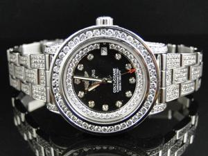 Ladies Breitling Aeromarine Colt 33 Diamond Watch
