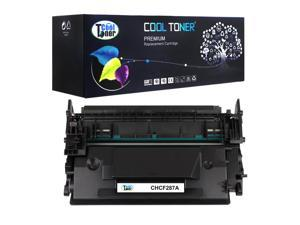 Cool Toner 1 Pack Compatible HP 87A CF287A Black Toner Cartridge