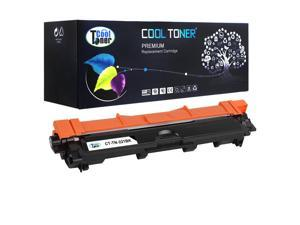Cool Toner 1 Pack Compatible Brother TN221 TN221BK Black Toner Cartridge