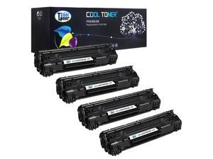 Cool Toner 4 Pack Compatible Canon 137 Black Toner Cartridges