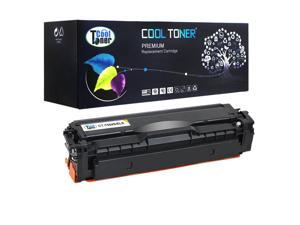 Cool Toner 1 Pack Compatible Samsung CLT-Y504S CLTY504S Yellow Toner Cartridge