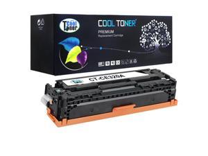 Cool Toner 1 Pack Compatible HP 128A CE320A Black Toner Cartridge