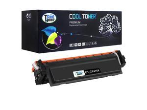 Cool Toner 1 Pack Compatible HP 410X CF410X Black Toner Cartridge
