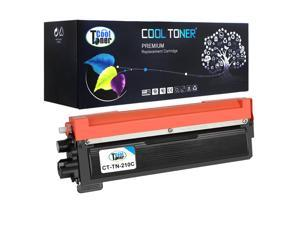 Cool Toner 1 Pack Compatible Brother TN210 TN210C Cyan Toner Cartridge
