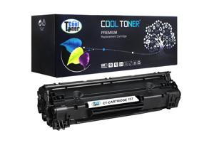 Cool Toner 1 Pack Compatible Canon 137 Black Toner Cartridge