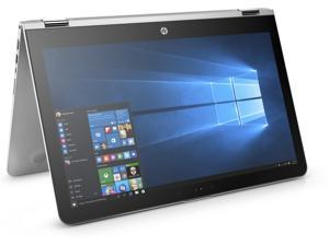 "HP Envy x360 15 15.6"" 1080 Touchscreen Laptop/Notebook/Tablet Convertible, Intel Core i7-7500U 2.7GHz, 12GB Ram Memory, 1TB + 128GB SSD Hard Drive, WiFi AC, Bluetooth, Backlit Keyboard, W10 Home"