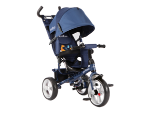 Evezo Baby Tricycle Turk - Blue