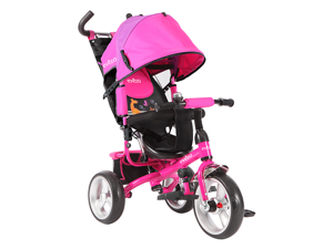 Evezo Baby Tricycle Turk - Pink