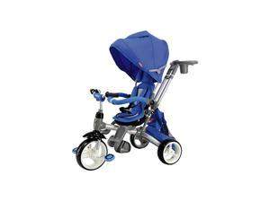 Evezo 6 in 1 Tricycle Samzio - Blue