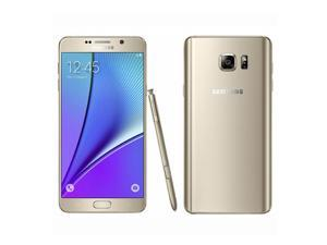 Unlocked Samsung Galaxy Note 5 N920A 4GB RAM 32GB ROM 16MP 5.7inch Octa Core 2560x1440 4G LTE Mobile Phone