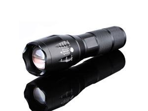 G700 Tactical 1200LM T6 X800 LED Flashlight Zoom Focus Torch Light Lamp Bright