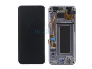 LCD Screen & Digitizer Touch Assembly For Samsung Galaxy S8 Plus SM-G955F Frame