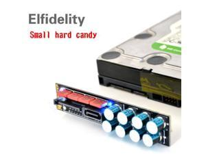 Elfidelity PC Filtering card SATA Power Noise Filter purify PC-HiFi Hard disk