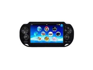 Black Colorful Aluminum Metal Skin Protective Cover Case for Sony PS Vita PSV Console