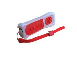 Red Motion Sensor Bluetooth Wireless Remote Controller for Nintendo Wii Console Game