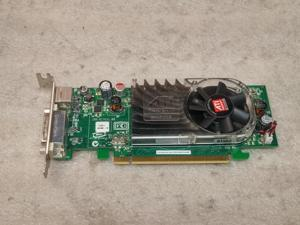 ATI  Radeon HD 2400 XT 256MB DDR2 SDRAM PCI Express x16 Low Profile Video Card