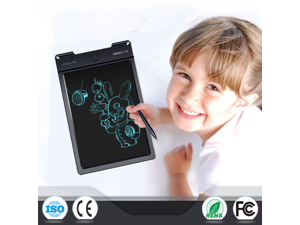 9 Inch LCD Drawing Board/ Message Board/ Screen Handwriting Pad  with Stylus and  Andriod/ios APP for Kids, Family Memo, Office Writing