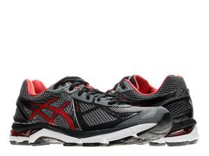 Asics GT-2000 3 Carbon/Red Pepper-Black Men's Running Shoes T500N-7428 Size 8
