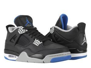 Nike Air Jordan 4 Retro Motorsports Black Men's ...