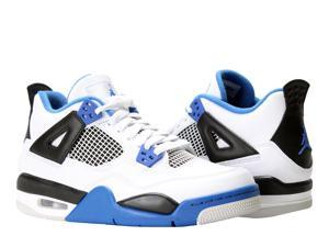 Nike Air Jordan 4 Retro BG Motorsports Big Kids ...