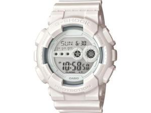 G-Shock: GD-100W Watch - Whiteout Pack Limited Edition