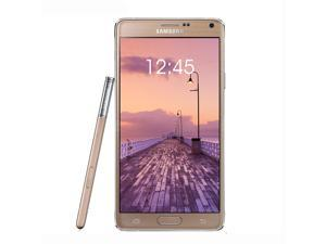 Note 4 Original Unlocked Samsung Galaxy Note 4 N910F LTE Smartphone 5.7 inch 16MP 3GB 32GB Mobile Phone