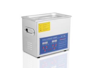 Vevor Ultrasonic Cleaner 0 79 Gallon 3l Heated With Digital Timer Jewelry Watch Gl