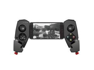 ACGAM AG-9055 Red Spider Stretchable Bluetooth Gamepad Game Controller for iPhone / iPad / Samsung and More - Black
