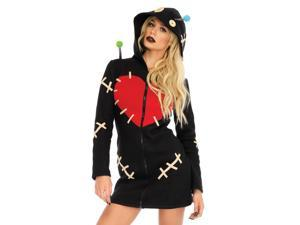 Voodoo Doll Cozy Adult Costume: Large