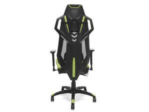 RESPAWN 200 Racing Style Gaming Chair, in Green (RSP-200-GRN)