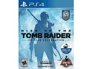 Rise of the Tomb Raider - 20 Year Celebration Edition - PlayStation 4