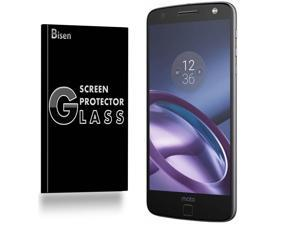 fe91dd785ce Motorola Moto Z  2-PACK BISEN  Tempered Glass Screen Protector Guard Saver