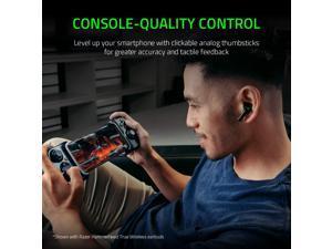Razer Kishi - Gaming Controller for Android - NASA Packaging