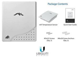 Ubiquiti Networks mFi-THS Temperature Sensor for mFi Management System