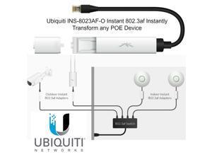 Ubiquiti INS-8023AF-O Instant 802.3af Instantly Transform any POE Device