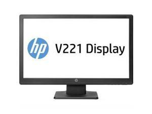 "HP Black 21.5"" 5ms LED Backlight LCD Monitor"