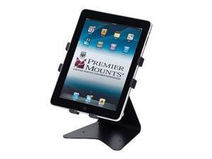 Premier Mounts IPM-300 Desk Mount For iPad&iPad2 Black