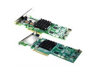 PROMISE STEX8760T5 PCI-Express 2.0 x8 Low Profile SATA / SAS 5-PACK RAID Controller Card
