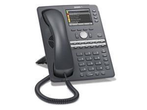 Snom SNO-760 HiRes Color Dis 12 btn Gigabit Phone 2795, Power over Ethernet PoE