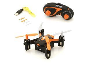 snakebyte Perfectly balanced, the smallest of all zoopa copters stands in the air and is w