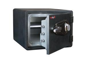 FireKing - KY09131GRCL - One Hour Fire and Water Safe with Combo Lock, 2.8 cu. ft., Graphite