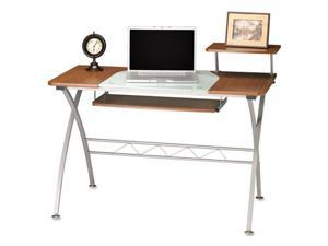 Eastwinds Vision Computer Desk, 47-1/4W X 27D X 34H, Med Cherry With W