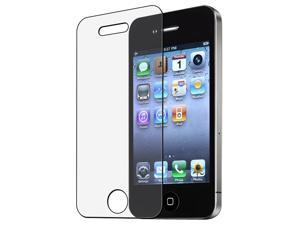 eForCity Anti-Glare Screen Protector Compatible With Apple iPhone 4