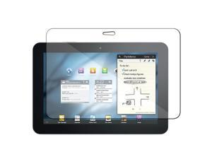 """eForCity 2 Clear Screen Protector Cover Films compatible with Samsung© Galaxy Tab 8.9"""" P7300 P7310"""